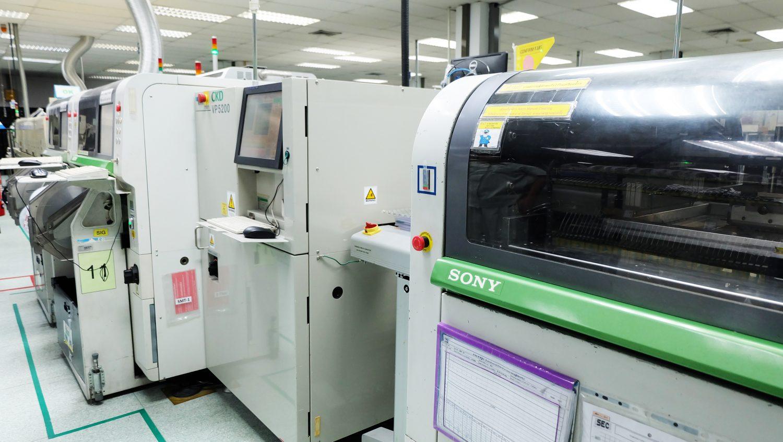 MACHINE - Summit Electronics Component Co ,Ltd